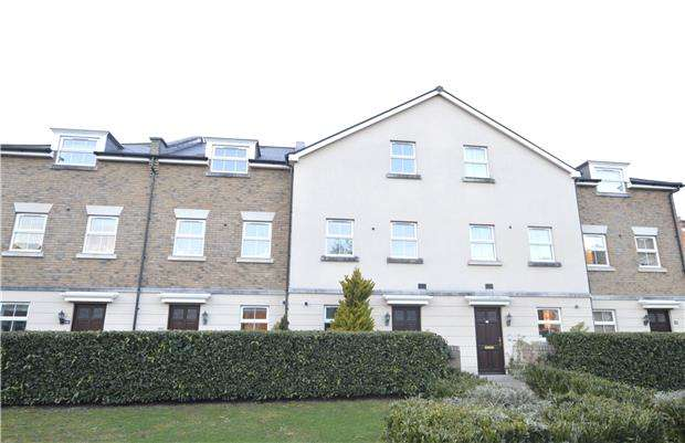 4 Bedrooms Terraced House for sale in Brookbank Close, CHELTENHAM, Gloucestershire, GL50 3NB
