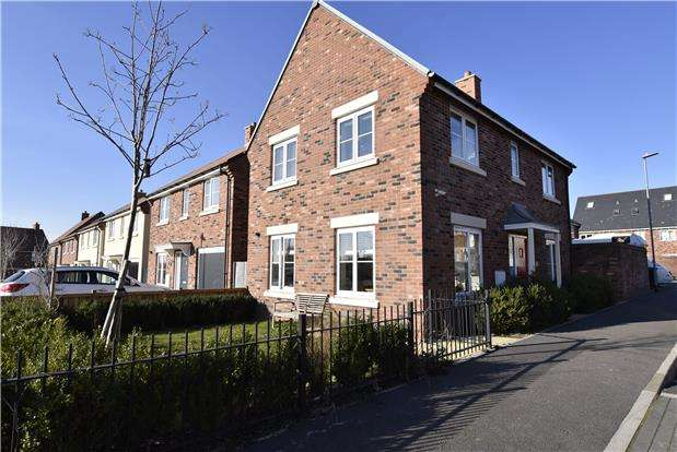 3 Bedrooms Detached House for sale in Washpool Road, Bishops Cleeve, GL52