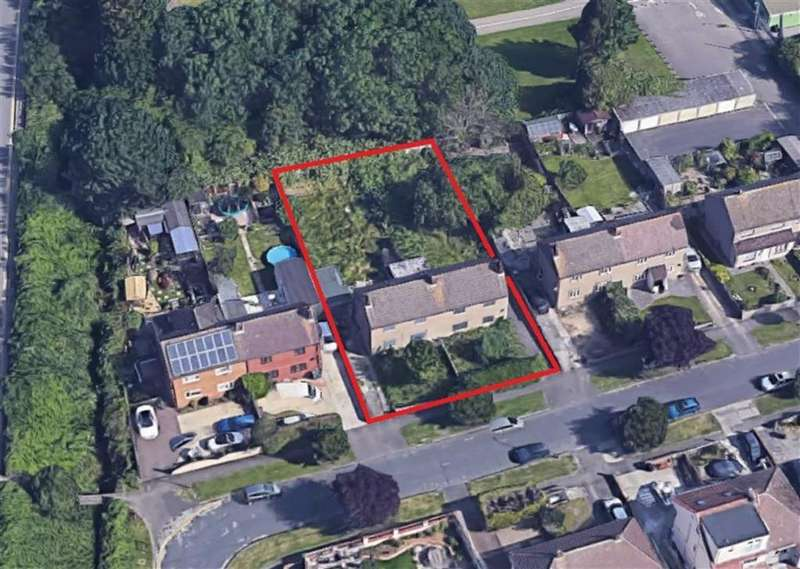 Land Commercial for sale in Rossall Avenue, Little Stoke, Bristol