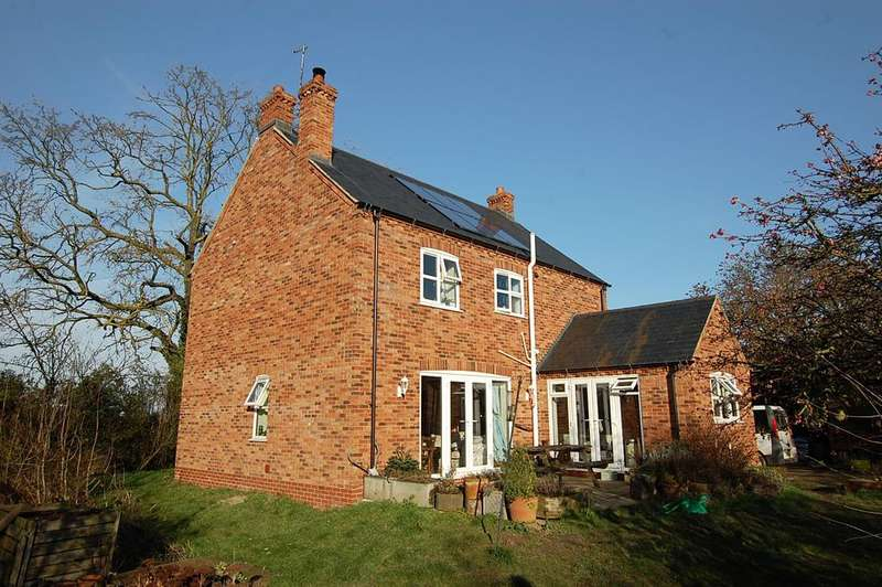 4 Bedrooms Detached House for sale in Kirton Holme LINCOLNSHIRE