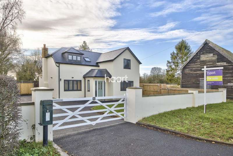 5 Bedrooms Detached House for sale in High Street, Toseland