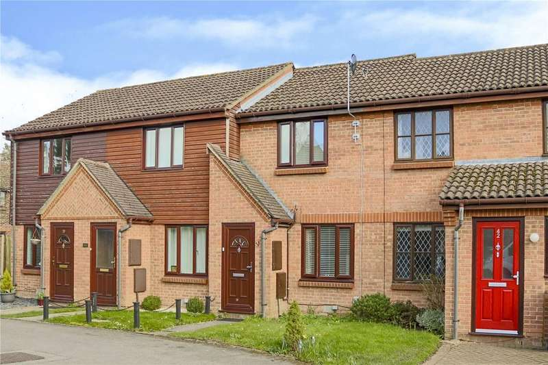 2 Bedrooms Terraced House for sale in Charterhouse Close, Forest Park, Bracknell, Berkshire, RG12