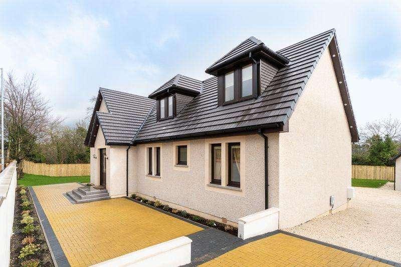 5 Bedrooms Detached Villa House for sale in 131 Glasgow Road, Kilmarnock