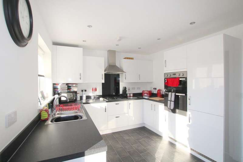 3 Bedrooms Town House for sale in Piper Lane, Wixams, Bedfordshire, MK42 6BR