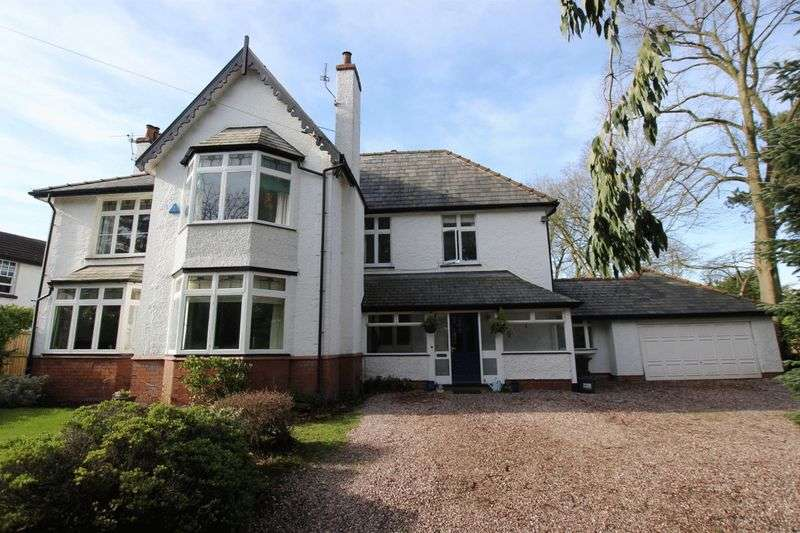 4 Bedrooms Property for sale in Mill Lane, Willaston, Cheshire