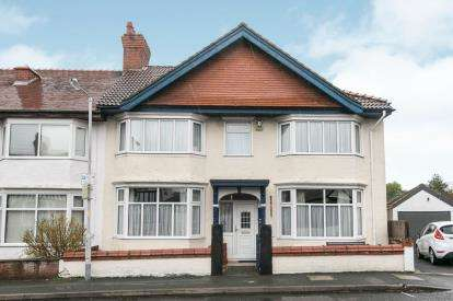 5 Bedrooms End Of Terrace House for sale in Elm Road North, Birkenhead, Merseyside, CH42