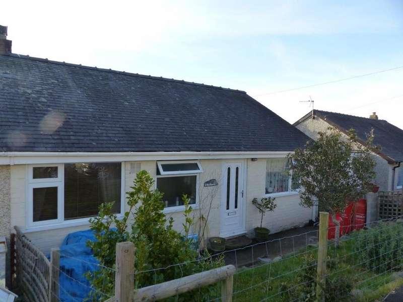 3 Bedrooms Bungalow for sale in 12 Bro Enddwyn, Dyffryn Ardudwy LL44 2BG