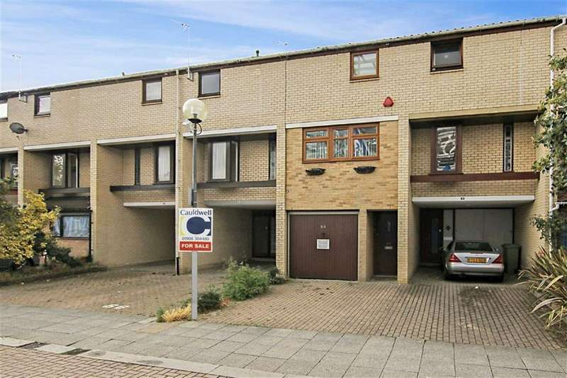 4 Bedrooms Town House for sale in North Twelfth Street, Central Milton Keynes, Milton Keynes