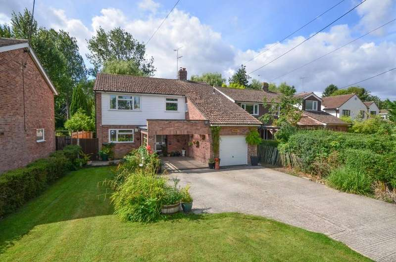 5 Bedrooms Detached House for sale in Worlds End Lane, Feering, CO5 9NJ
