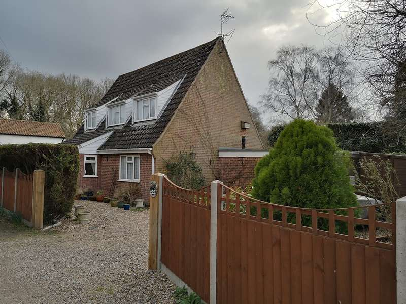 3 Bedrooms Chalet House for sale in Newgate, Kirby Cane, Bungay