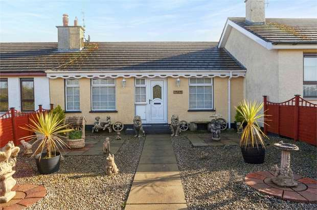 2 Bedrooms Terraced Bungalow for sale in Ballyness Park, Bushmills, County Antrim