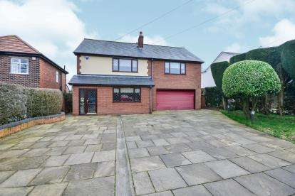4 Bedrooms Detached House for sale in Berry Hill Lane, Mansfield, Nottinghamshire