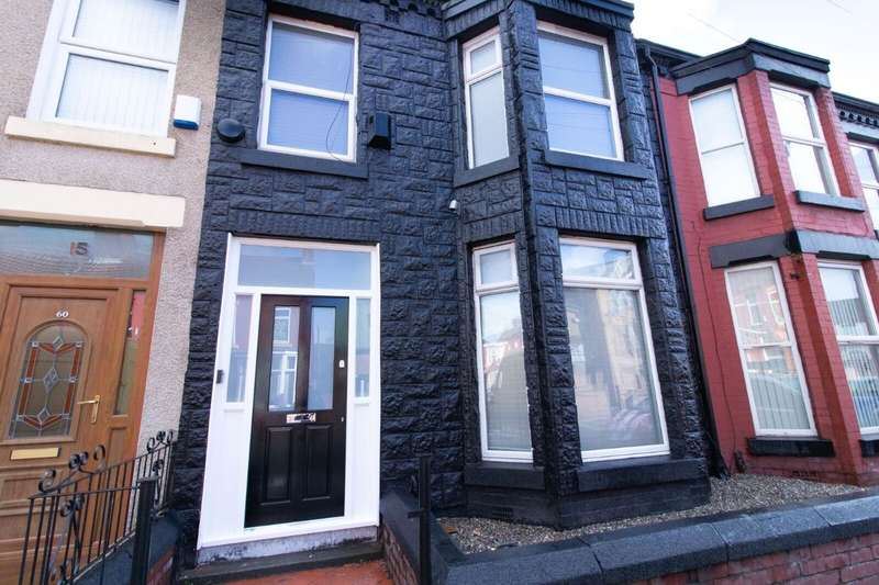 6 Bedrooms Terraced House for rent in Gainsborough Road, Wavertree, Liverpool, L15