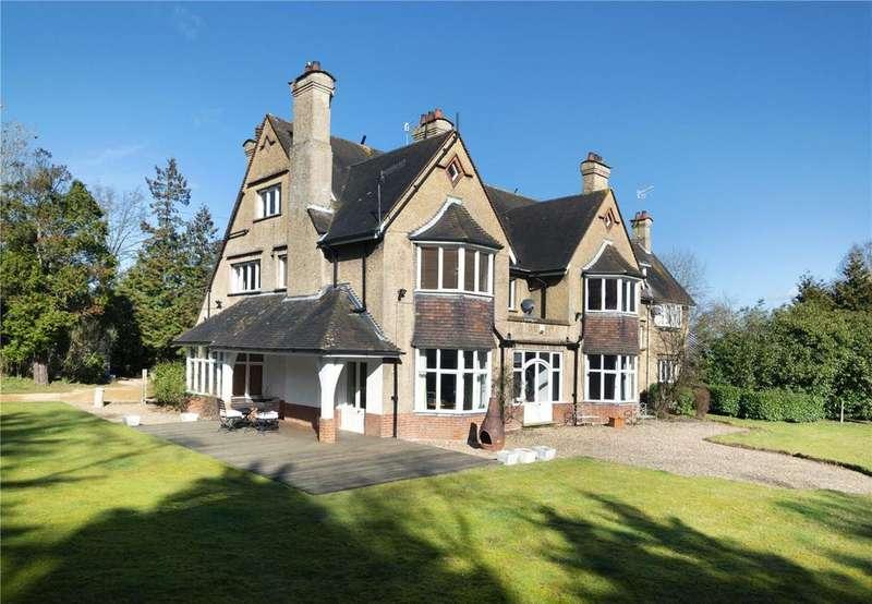 6 Bedrooms Semi Detached House for sale in Philpots Lane, Hildenborough, Tonbridge, Kent, TN11