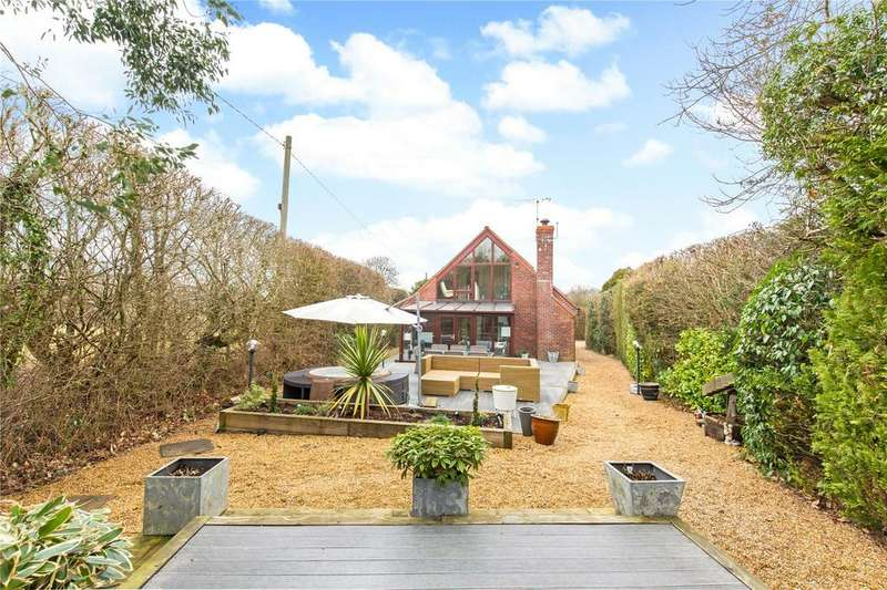 4 Bedrooms Detached House for sale in Ditchling Common, Burgess Hill, West Sussex, RH15