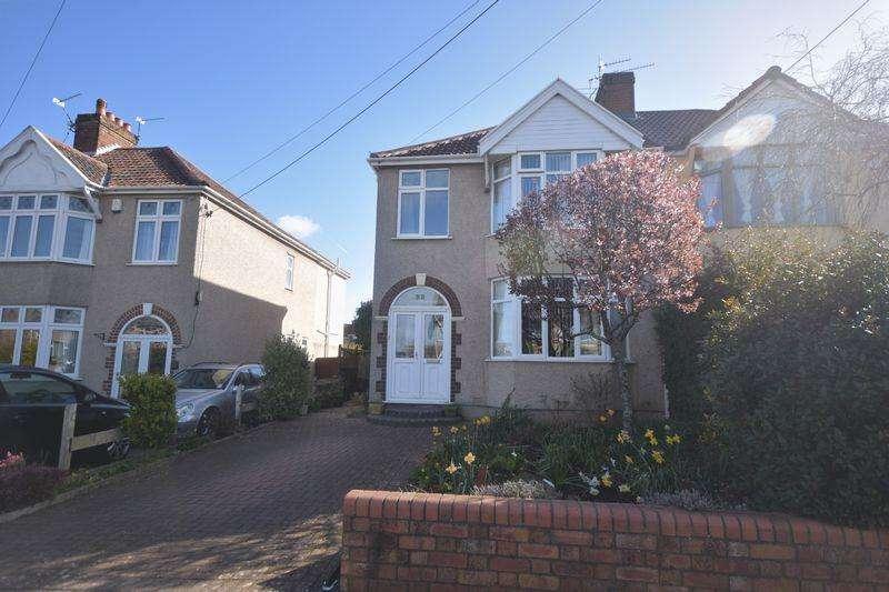 3 Bedrooms Semi Detached House for sale in Blackhorse Road Mangotsfield