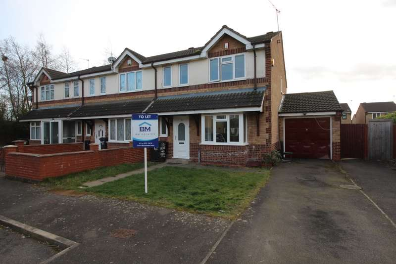 4 Bedrooms House for rent in Pickering Close, Leicester, LE4