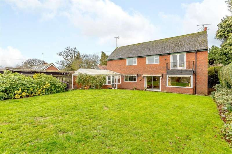 5 Bedrooms Detached House for sale in Ayot Green, Ayot St. Peter, Welwyn, Hertfordshire