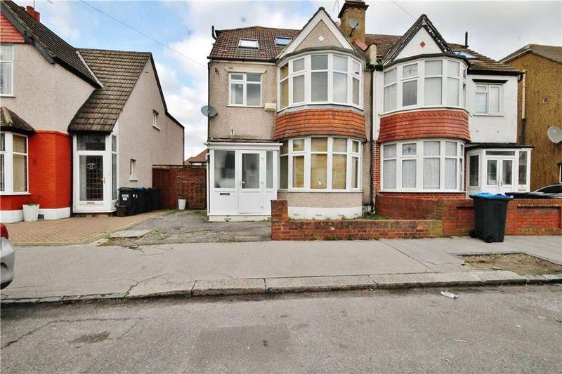 5 Bedrooms Semi Detached House for sale in Meadvale Road, Croydon, CR0