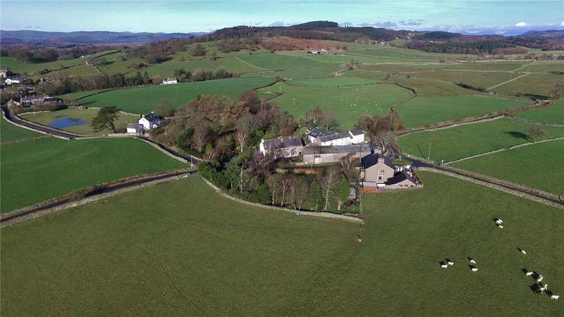 7 Bedrooms Detached House for sale in The Green, Cark in Cartmel, Grange-over-Sands, Cumbria