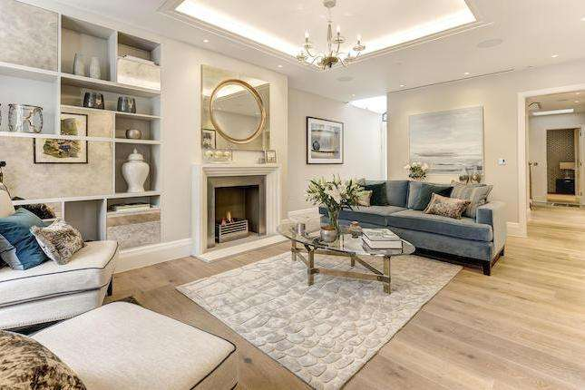 6 Bedrooms Detached House for sale in Belgravia, London, SW1X