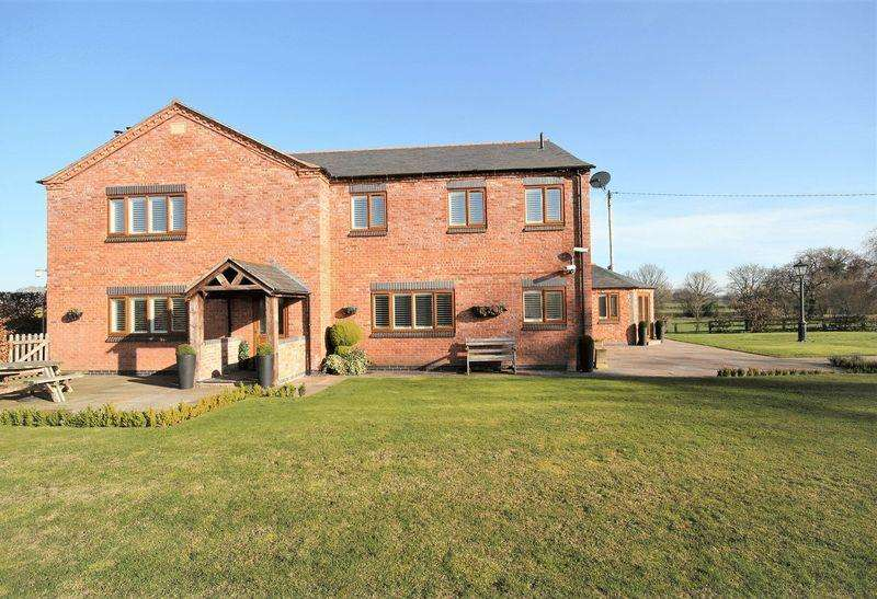 7 Bedrooms Country House Character Property for sale in Coton, Whitchurch