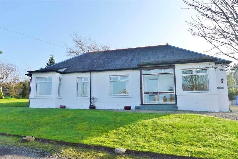 4 Bedrooms Bungalow for sale in Rowanlea, Brodick