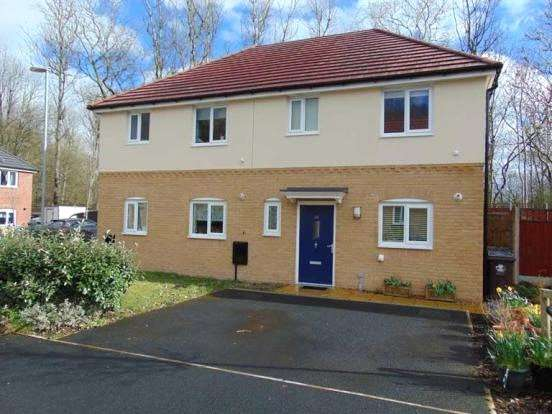3 Bedrooms Semi Detached House for sale in Walter Mills Way, Lees, Oldham, Greater Manchester, OL4