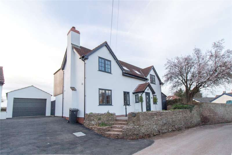 4 Bedrooms Detached House for sale in Old Gloucester Road Hambrook Bristol BS16