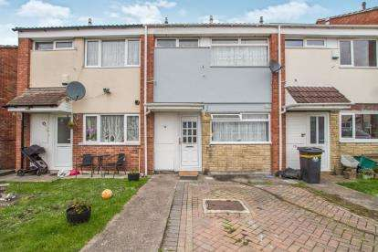 3 Bedrooms Terraced House for sale in Lakeside, Fishponds, Bristol