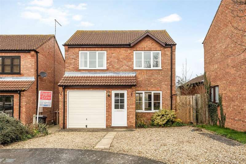 3 Bedrooms Detached House for sale in Bracken Close, Leasingham, NG34