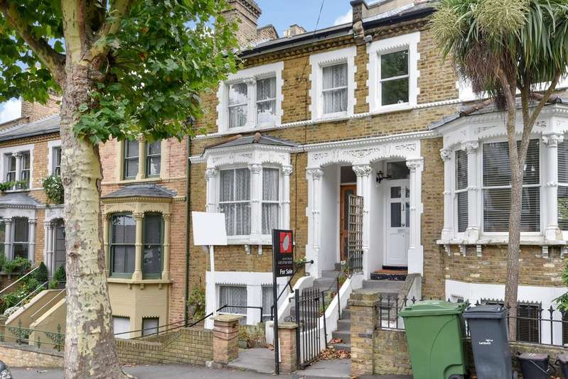 4 Bedrooms Terraced House for sale in Becondale Road London SE19