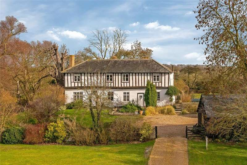 5 Bedrooms Detached House for sale in The Green, Eltisley, St. Neots, Cambridgeshire