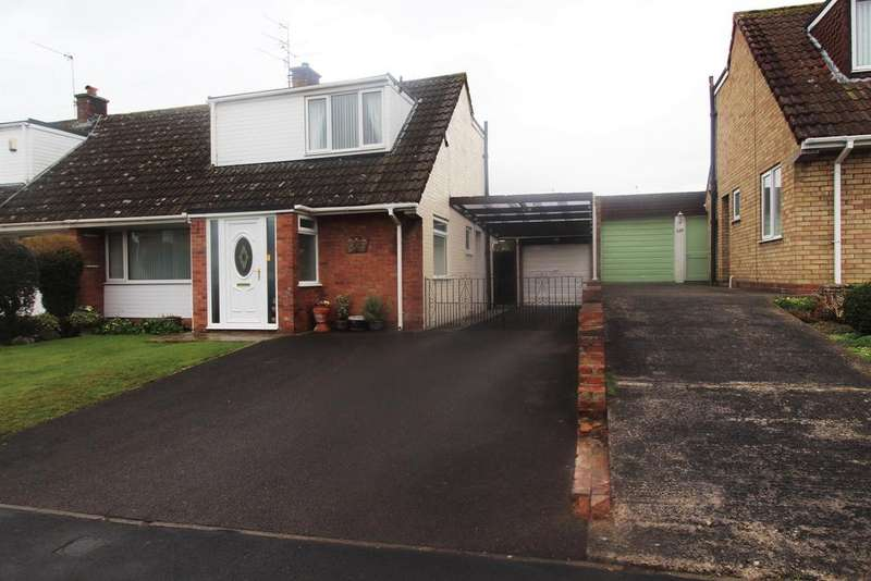 3 Bedrooms Semi Detached House for sale in East Dundry Road , Whitchurch , Bristol, BS14 0LP