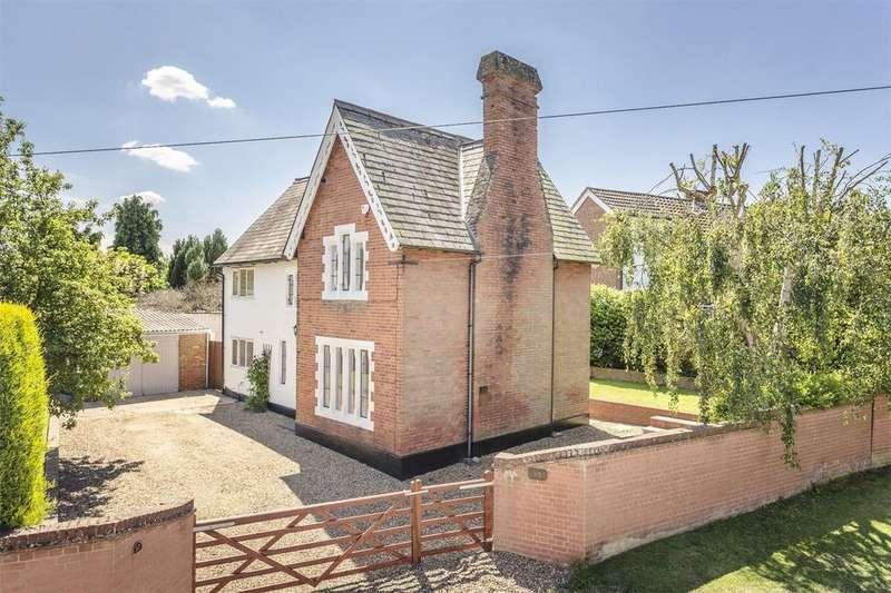 3 Bedrooms Detached House for sale in Bentfield Road, Stansted Mountfitchet, Essex
