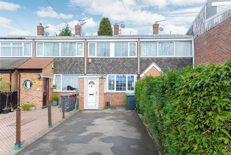 2 Bedrooms Terraced House for sale in Bower Way, Cippenham