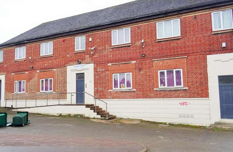 14 Bedrooms Private Halls Flat for rent in Vauxhall Street, Coventry CV1