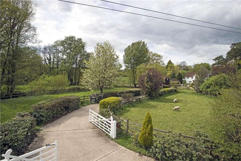 4 Bedrooms Farm House Character Property for sale in Marsh Green, Colemans Hatch, Hartfield, East Sussex, TN7