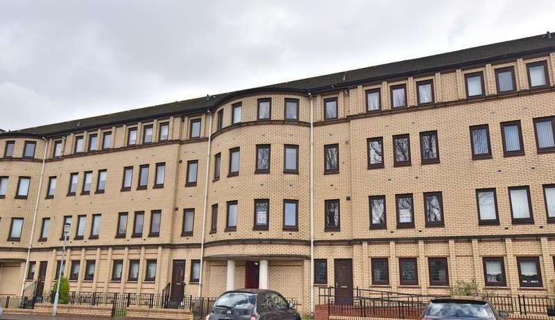 3 Bedrooms Flat for sale in SPRINGBURN WAY, GLASGOW G21