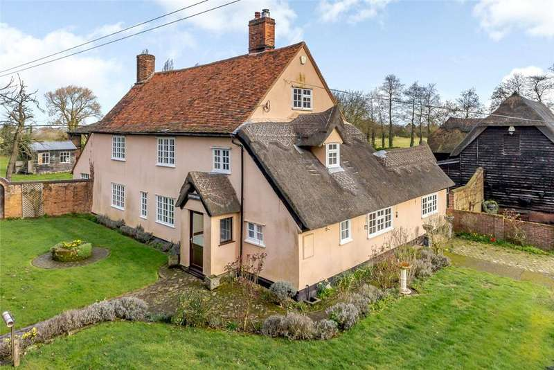 4 Bedrooms Unique Property for sale in Green Lane, Boxted, Colchester, Essex, CO4