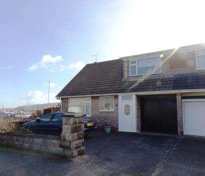 4 Bedrooms Semi Detached House for sale in Beach Road West, Prestatyn, Denbighshire, Uk, LL19