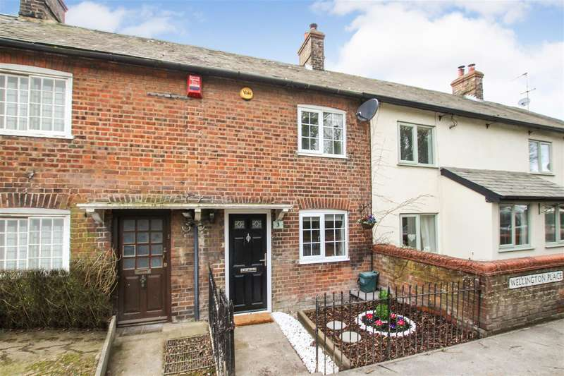 2 Bedrooms Cottage House for sale in TWO DOUBLE BEDROOM CHARACTER COTTAGE - VILLAGE LOCATION