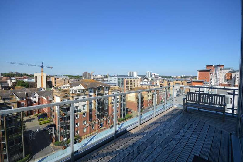 3 Bedrooms Apartment Flat for sale in High Street, City Centre, Southampton, Hampshire, SO14