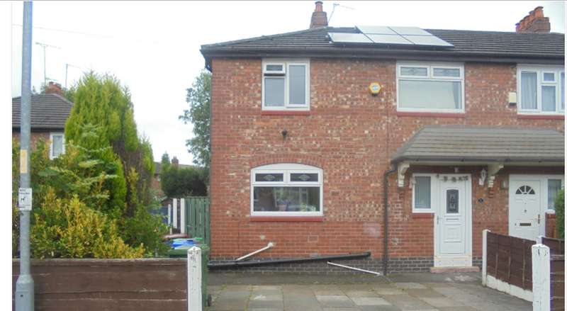 3 Bedrooms Semi Detached House for sale in Westdean Crescent, Burnage, Manchester M19