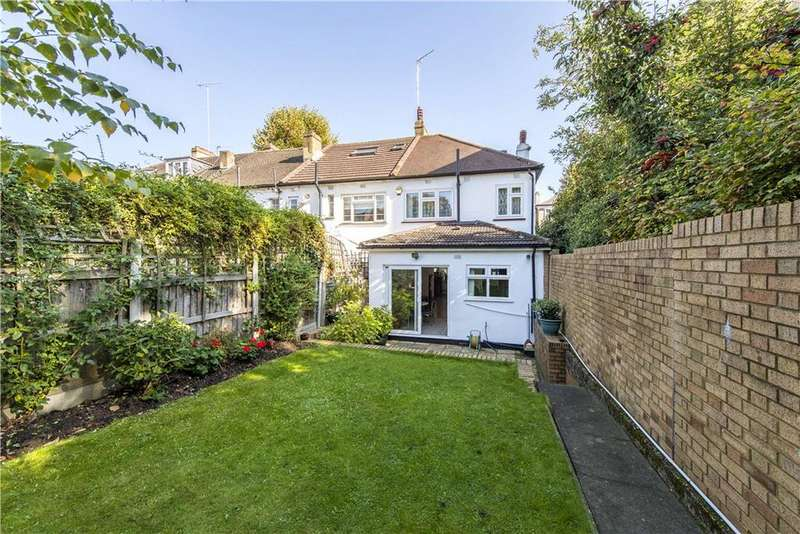 4 Bedrooms House for sale in Parkhill Road, Belsize Park, London, NW3