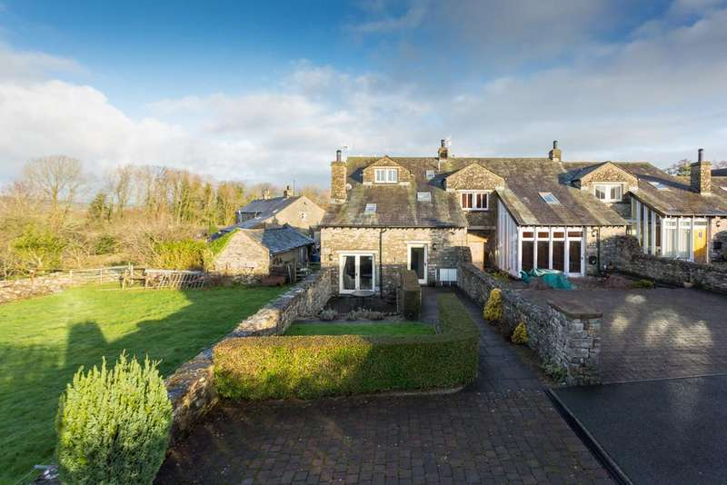 4 Bedrooms Barn Conversion Character Property for sale in Hoopers End, Wellheads Lane, Sedgwick, Kendal, Cumbria, LA8 0JS