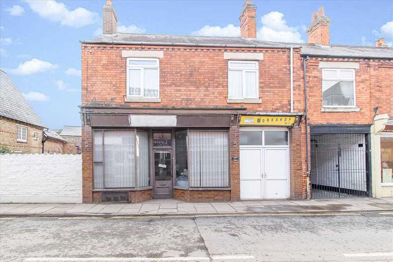 4 Bedrooms Terraced House for sale in High Street, Burton Latimer