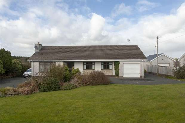 3 Bedrooms Detached Bungalow for sale in Ballynameen Avenue, Garvagh, Coleraine, County Londonderry
