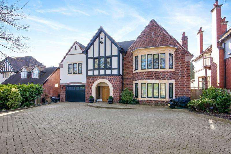 8 Bedrooms Detached House for sale in Four Oaks Road, Sutton Coldfield