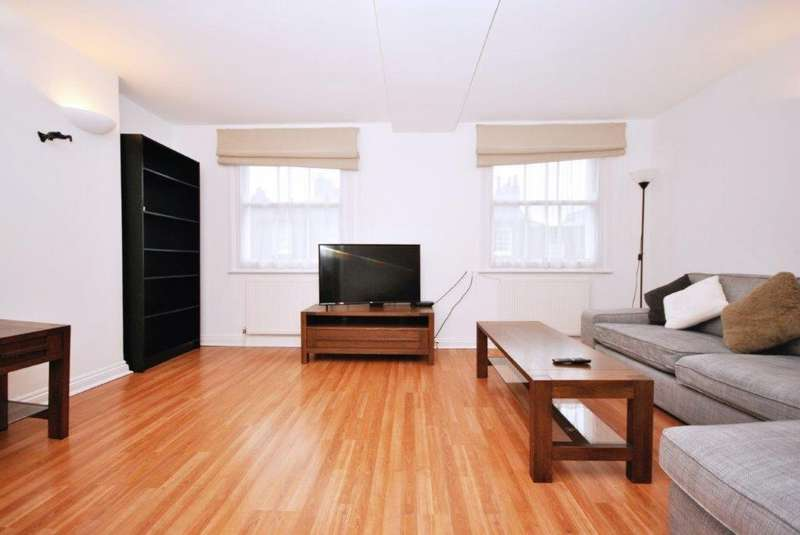2 Bedrooms Flat for sale in 46 Balcombe Street, London, NW1